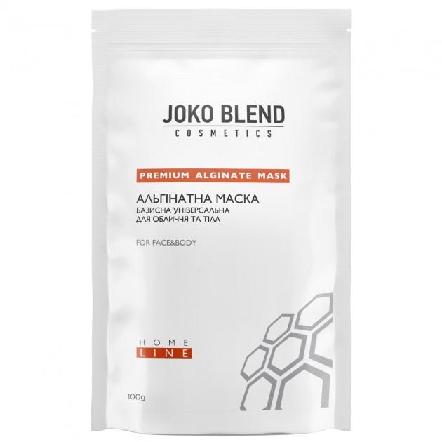 Альгинатная маска базисная универсальная для лица и тела 100 г, Joko Blend