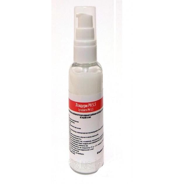 Крем лизодерм рН 5.5 60 мл, Lysoform