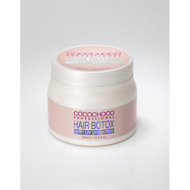 Система реабилитации волос с УФ защитой Hair Botox Cocochoco 500 мл