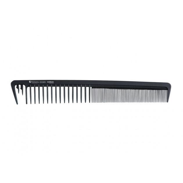 Расческа карбоновая гипоаллергенная 20,7 см (05089), Hairway