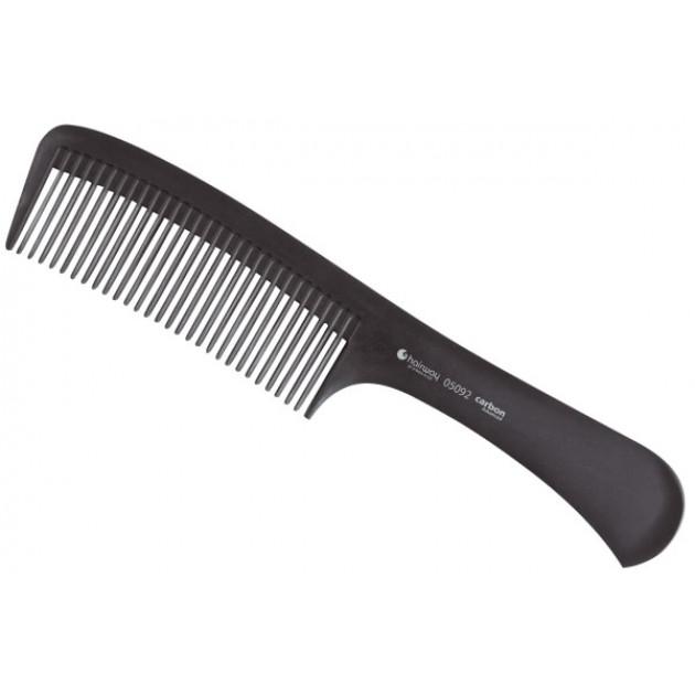Расческа карбоновая гипоаллергенная 21,5 см (05092), Hairway
