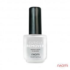 """Средство по уходу за ногтями """"Кутикула ремувер"""" 15 мл, Naomi"""