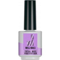 Средство для защиты ногтей Питание + регенерация 15 мл, Beauty House Total Nail Protection