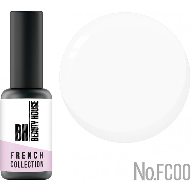 Гель-лак 8 мл, Beauty House French Collection Gel Polish FC00