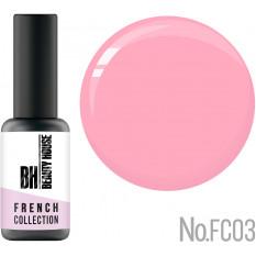 Гель-лак 8 мл, Beauty House French Collection Gel Polish FC03