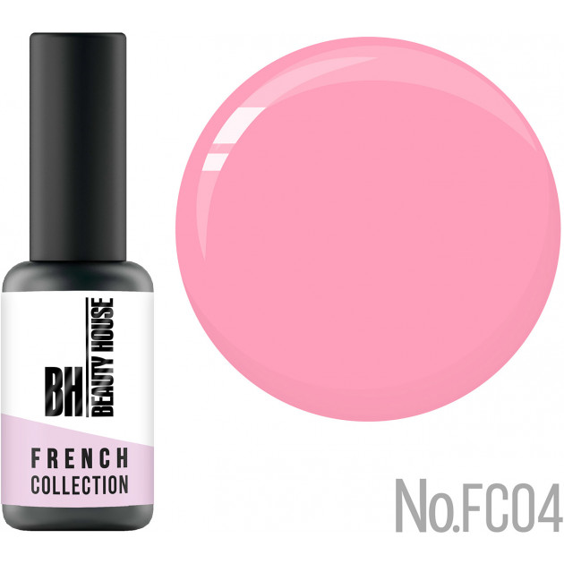 Гель-лак 8 мл, Beauty House French Collection Gel Polish FC04