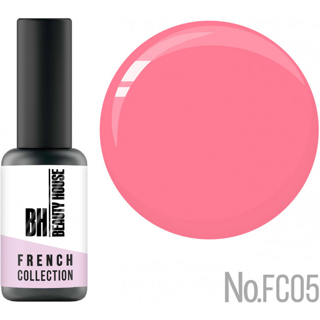 Гель-лак 8 мл, Beauty House French Collection Gel Polish FC05