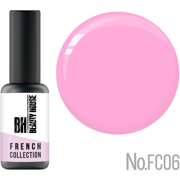 Гель-лак 8 мл, Beauty House French Collection Gel Polish FC06