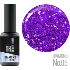 Гель-лак №05 8 мл, Beauty House Diamond Gel Polish