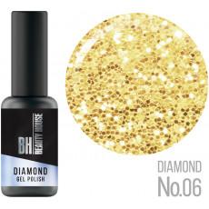 Гель-лак №06 8 мл, Beauty House Diamond Gel Polish