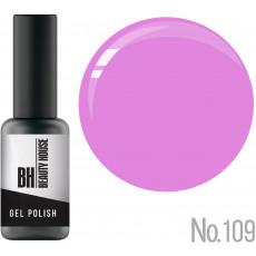 Гель-лак для ногтей №109 Beauty House Gel Polish 8 мл