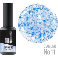 Гель-лак №11 8 мл, Beauty House Diamond Gel Polish