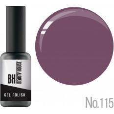 Гель-лак для ногтей №116 Beauty House Gel Polish 8 мл