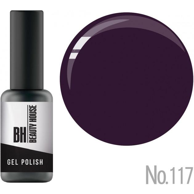 Гель-лак для ногтей №117 Beauty House Gel Polish 8 мл