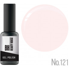Гель-лак для ногтей №121 Beauty House Gel Polish 8 мл