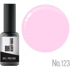 Гель-лак для ногтей №123 Beauty House Gel Polish 8 мл