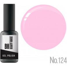 Гель-лак для ногтей №124 Beauty House Gel Polish 8 мл