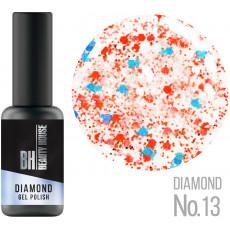 Гель-лак №13 8 мл, Beauty House Diamond Gel Polish