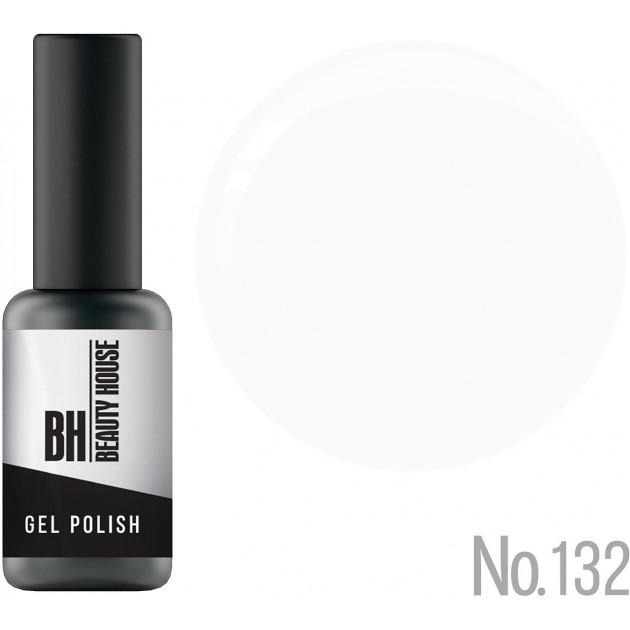 Гель-лак для ногтей №132 Beauty House Gel Polish 8 мл