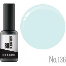 Гель-лак для ногтей №136 Beauty House Gel Polish 8 мл