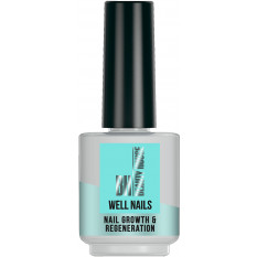 Укрепляющее средство для ногтей 15 мл, Beauty House Nail Growth&Regeneration