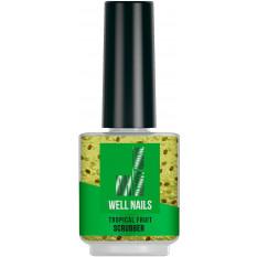 Скраб для ногтей и кутикулы 15 мл, Beauty House Tropical Fruit Scrubber