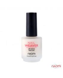 """Средство по уходу за ногтями """"Восстанавливающее базовое покрытие"""" 15 мл, Naomi"""