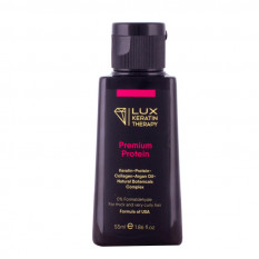 Кератин для выпрямления волос 55 мл PremiumProtein, LuxKeratinTherapy