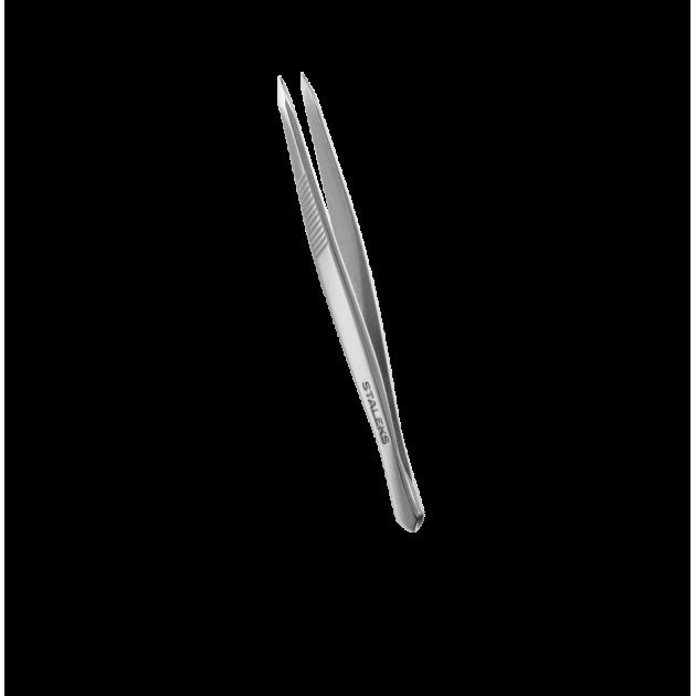Пинцет для бровей (точечный) TC-10/5, Staleks
