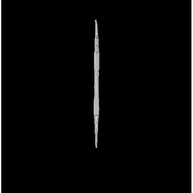 Лопатка педикюрная EXPERT60TYPE3 (пилка прямая + пилка с загнутым концом) PE-60/3 Staleks Pro