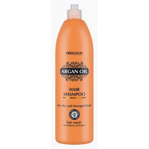 Шампунь с аргановым маслом 1000 мл, Prosalon Argan Oil Shampoo