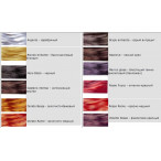 Безаммиачный тонирующий бальзам для волос, цвет интенсивно-каштановый, Lisap Easy C-Gloss 175 мл