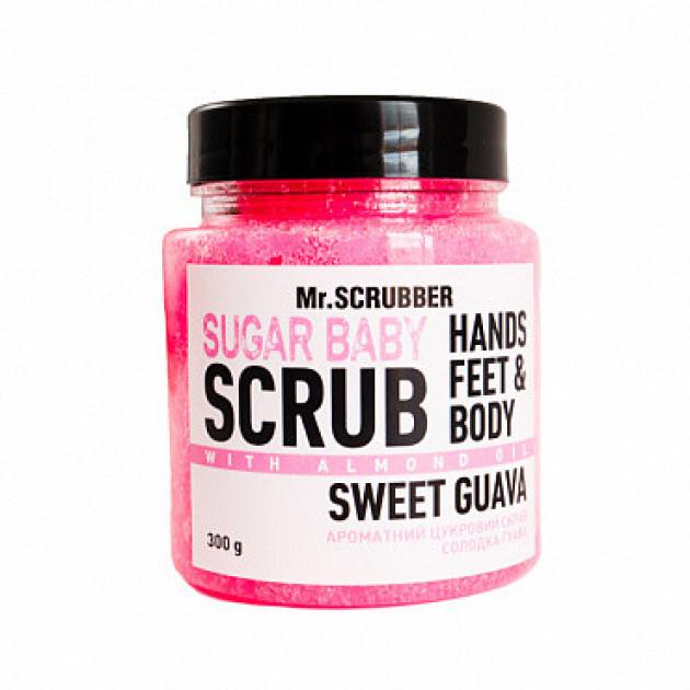 Сахарный скраб для тела Sweet guava Mr. Scrubber 300 г