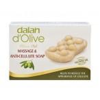 Массажное мыло Massage/Cellulite 150 г, Dalan d'Olive