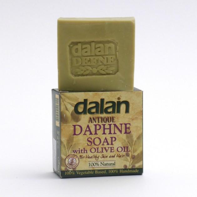 Натуральное оливковое мыло Лавровый лист Antique Daphne 150 г, Dalan d'Olive