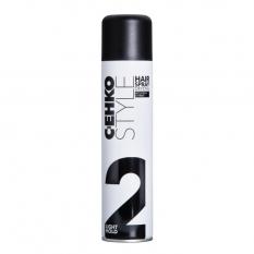 Лак для волос Кристалл (2) 400 мл, C:EHKO
