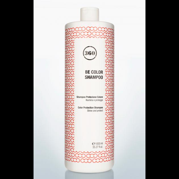 Шампунь для окрашенных волос с ежевичным уксусом 1000 мл, 360 Kaaral