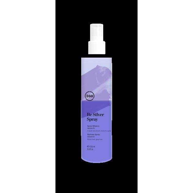 Двухфазный спрей для светлых волос Be Silver Spray 250 мл 360, Kaaral