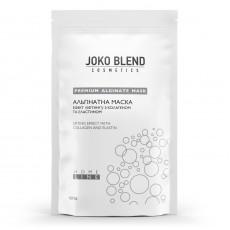 Альгинатная маска эффект лифтинга с коллагеном и эластином 100 г, Joko Blend