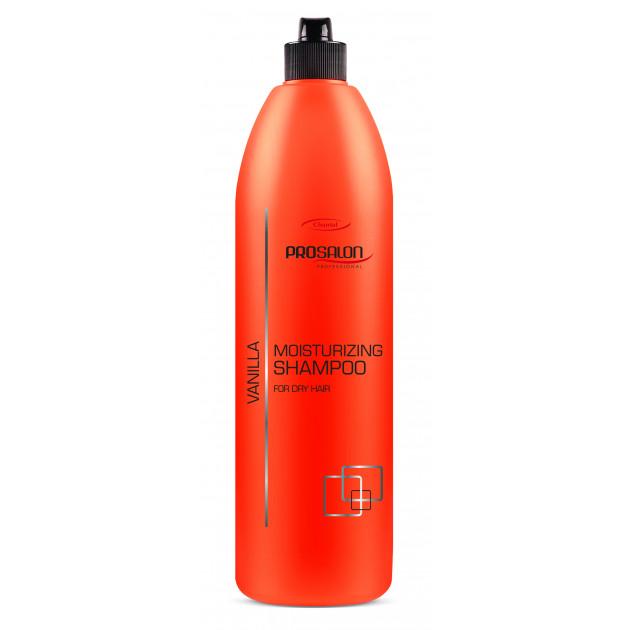 """Увлажняющий шампунь """"Ваниль"""" 1000 мл, Prosalon Hair Care Shampoo"""