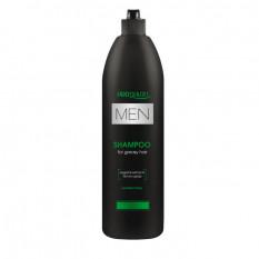 Мужской шампунь для волос склонных к жирности 1000 мл, Prosalon Men