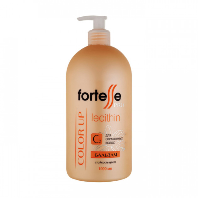 """Бальзам для волос """"Стойкость цвета"""" Acme Professional Fortesse Pro Color Up 1000 мл"""