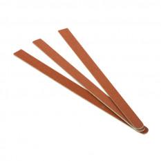 Пилка 240/240 на деревянной основе 115 * 10мм (в упаковке 3 шт) BaiHe