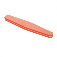Спонжевий шлифовщик (ромб) 178 * 33 * 12 мм на пластиковой основе BaiHe