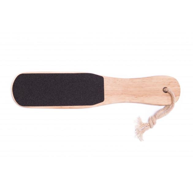 Шлифовальная пилка для педикюра деревянная 266 мм BaiHe
