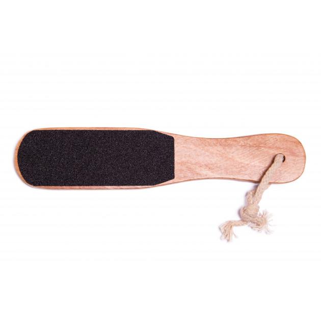 Шлифовальная пилка для педикюра деревянная 265 мм BaiHe