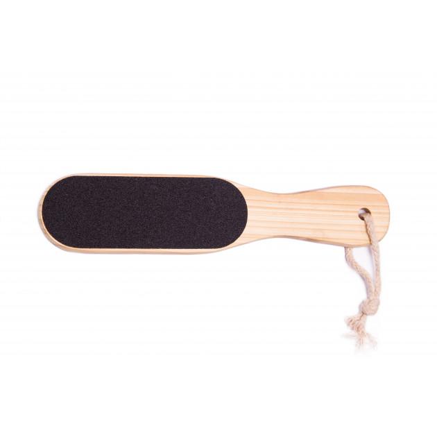 Шлифовальная пилка для педикюра деревянная 275*60 мм BaiHe