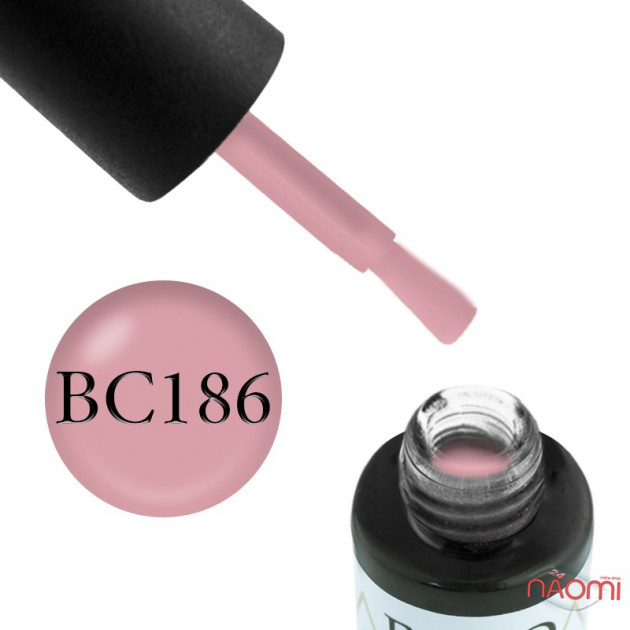 Гель-лак для ногтей BohoChicBC 186 6 мл, Naomi