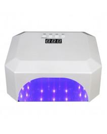 Лампа для маникюра, 54 Вт, 36 светодиодов COMAX V5