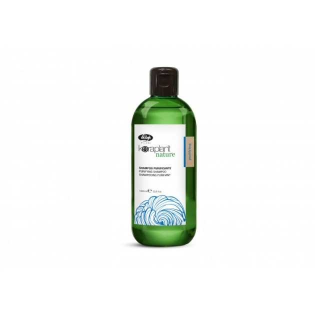 Шампунь против перхоти Lisap Keraplant Nature Purifying shampoo 1000 мл